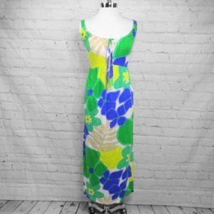 Old Navy Tropical Sleeveless Maxi Dress | 1X